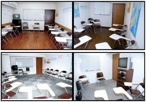 吉祥寺外國語學校-教室2